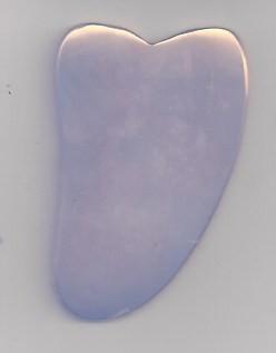 Heart-shaped Facial Kansa Gua-Sha