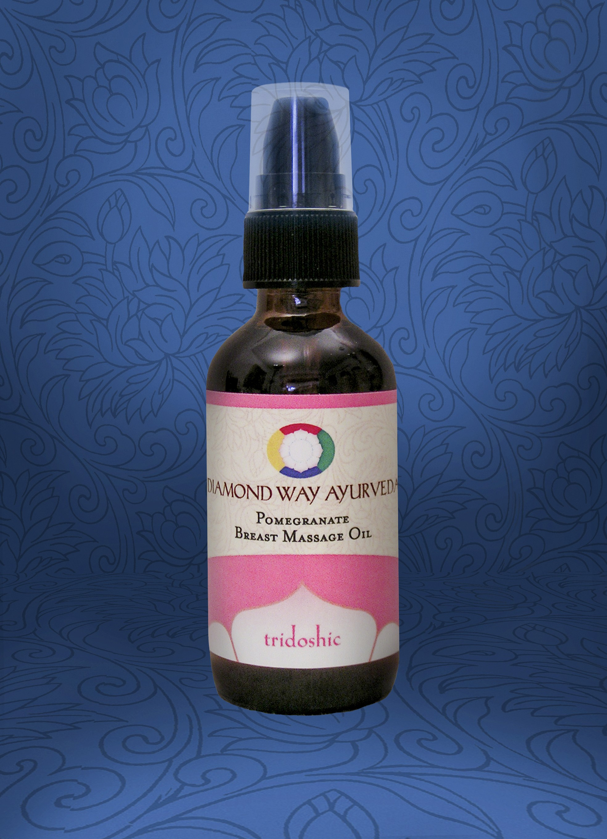 Pomegranate Breast Oil Special (2 bottles)