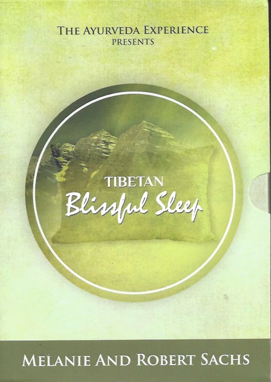 Tibetan Blissful Sleep Training DVD