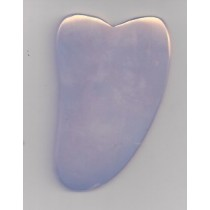 Heart-shaped Facial Kansa Gua-Sha